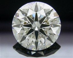 1.28 ct H SI1 A CUT ABOVE® Hearts and Arrows Super Ideal Round Cut Loose Diamond