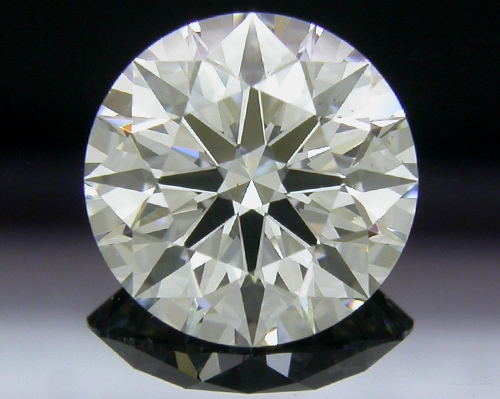 1.281 ct G VS2 A CUT ABOVE® Hearts and Arrows Super Ideal Round Cut Loose Diamond
