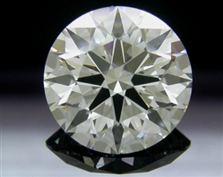 1.754 ct H VS2 A CUT ABOVE® Hearts and Arrows Super Ideal Round Cut Loose Diamond
