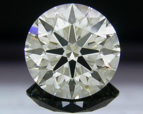 1.728 ct J SI1 Expert Selection Round Cut Loose Diamond