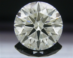 1.864 ct I VS2 A CUT ABOVE® Hearts and Arrows Super Ideal Round Cut Loose Diamond