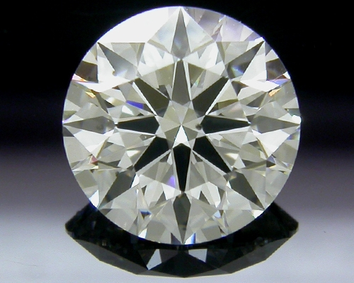1.015 ct H SI1 A CUT ABOVE® Hearts and Arrows Super Ideal Round Cut Loose Diamond