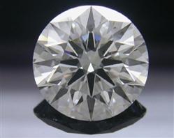 1.635 ct E SI1 A CUT ABOVE® Hearts and Arrows Super Ideal Round Cut Loose Diamond