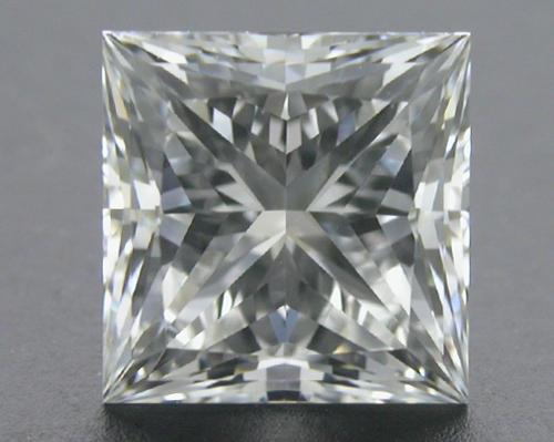 1.01 ct G VS2 A CUT ABOVE® Princess Super Ideal Cut Diamond