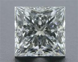 1.017 ct G VS2 A CUT ABOVE® Princess Super Ideal Cut Diamond