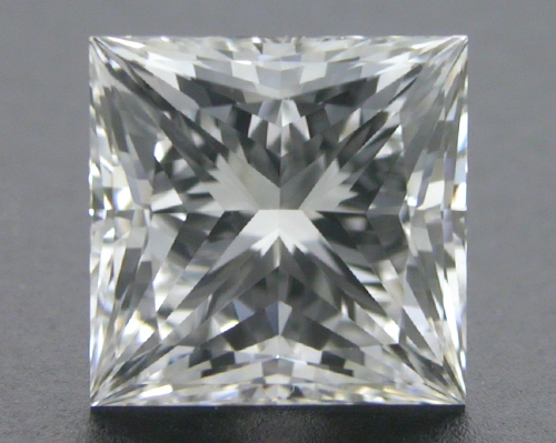 1.02 ct F VS2 A CUT ABOVE® Princess Super Ideal Cut Diamond