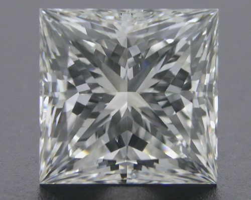 1.128 ct I SI1 A CUT ABOVE® Princess Super Ideal Cut Diamond