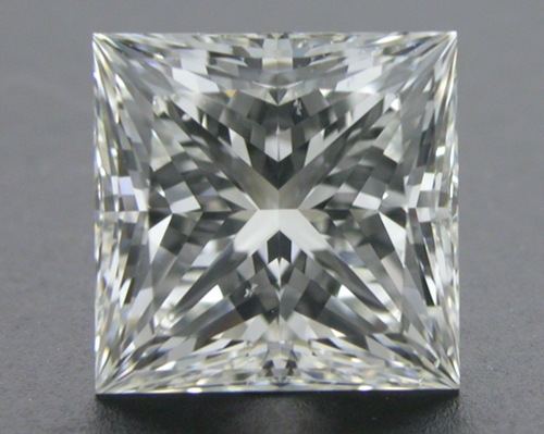 1.174 ct J SI1 A CUT ABOVE® Princess Super Ideal Cut Diamond