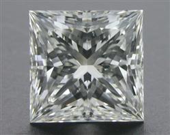 1.174 ct J SI1 A CUT ABOVE® Princess Super Ideal Cut Diamond