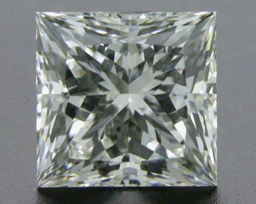 1.512 ct H VS1 A CUT ABOVE® Princess Super Ideal Cut Diamond