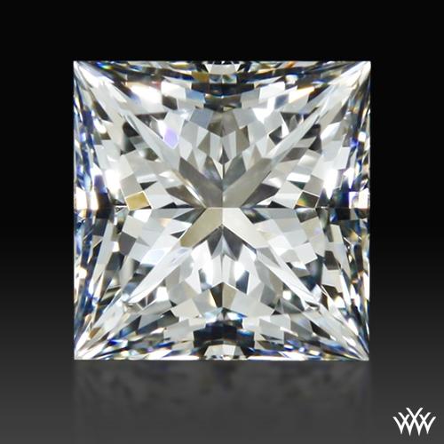 0.733 ct I VS2 A CUT ABOVE® Princess Super Ideal Cut Diamond