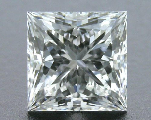 1.048 ct G VS1 A CUT ABOVE® Princess Super Ideal Cut Diamond