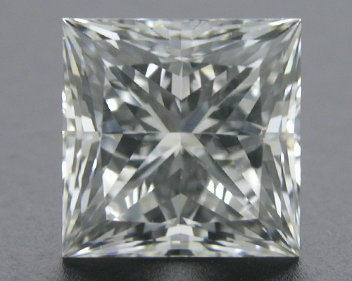 1.012 ct H VS2 A CUT ABOVE® Princess Super Ideal Cut Diamond