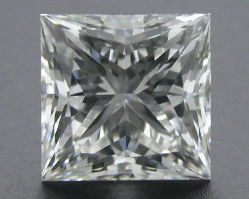 1.073 ct G VS2 A CUT ABOVE® Princess Super Ideal Cut Diamond