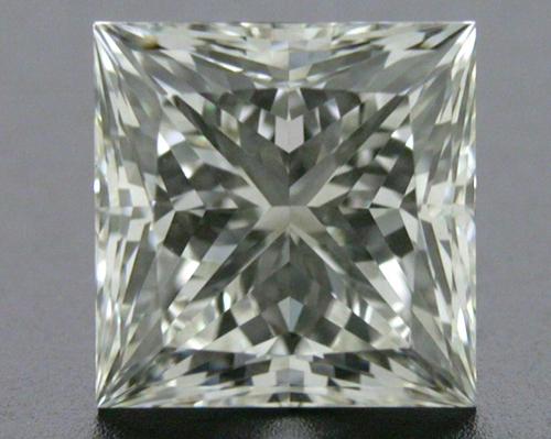 1.123 ct I VS1 A CUT ABOVE® Princess Super Ideal Cut Diamond