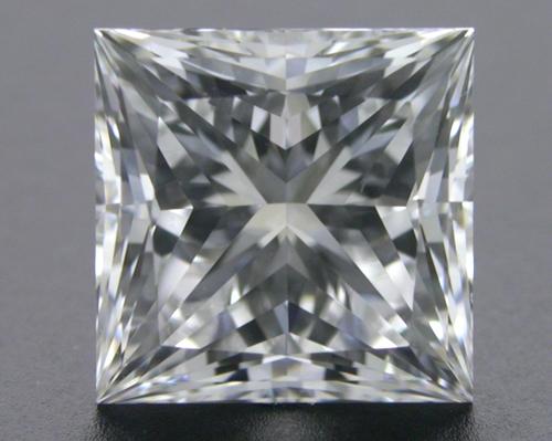 1.531 ct E VS2 A CUT ABOVE® Princess Super Ideal Cut Diamond