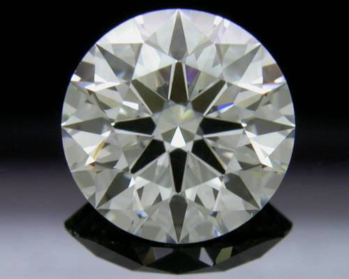 1.543 ct H VS1 A CUT ABOVE® Hearts and Arrows Super Ideal Round Cut Loose Diamond