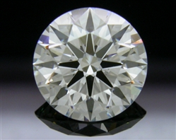 1.234 ct G VS2 A CUT ABOVE® Hearts and Arrows Super Ideal Round Cut Loose Diamond