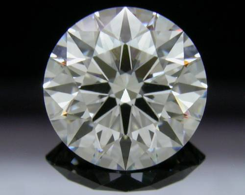 1.235 ct E SI1 A CUT ABOVE® Hearts and Arrows Super Ideal Round Cut Loose Diamond