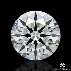 1.111 ct D SI1 A CUT ABOVE® Hearts and Arrows Super Ideal Round Cut Loose Diamond