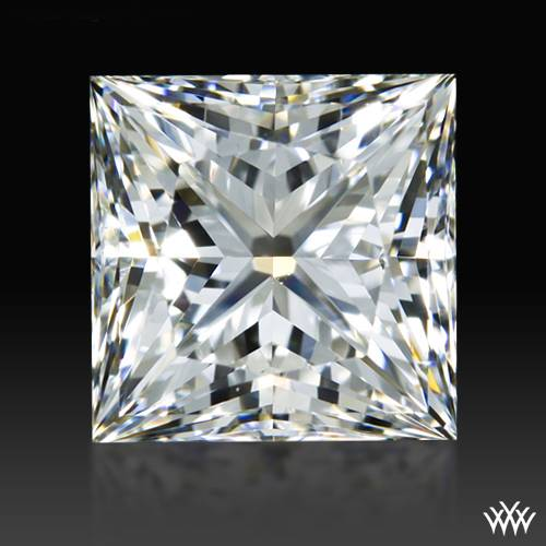 0.996 ct H VS1 A CUT ABOVE® Princess Super Ideal Cut Diamond