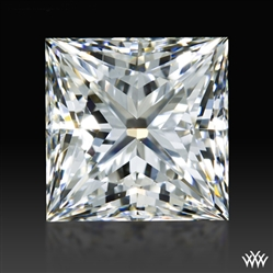 0.996 ct H VS1 A CUT ABOVE® Princess Super Ideal Cut Diamond