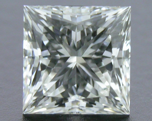 0.63 ct J VS2 Expert Selection Princess Cut Loose Diamond