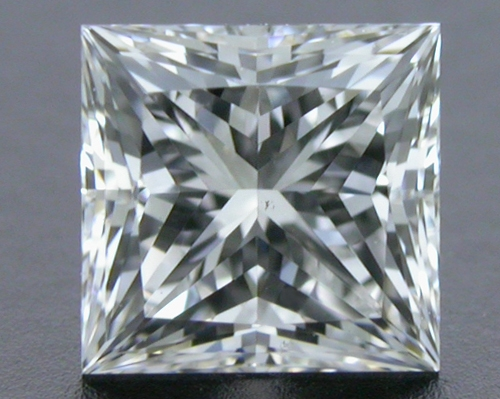 0.535 ct G SI1 Expert Selection Princess Cut Loose Diamond