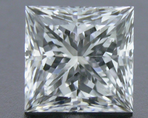 0.516 ct F SI1 Expert Selection Princess Cut Loose Diamond