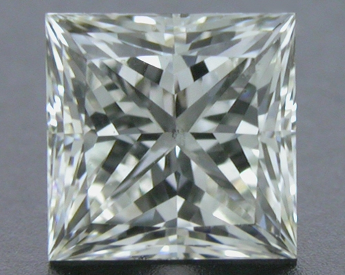 0.501 ct J SI1 Expert Selection Princess Cut Loose Diamond