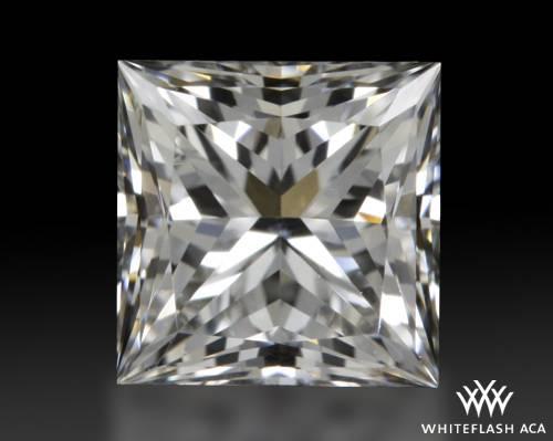0.722 ct G VS1 A CUT ABOVE® Princess Super Ideal Cut Diamond