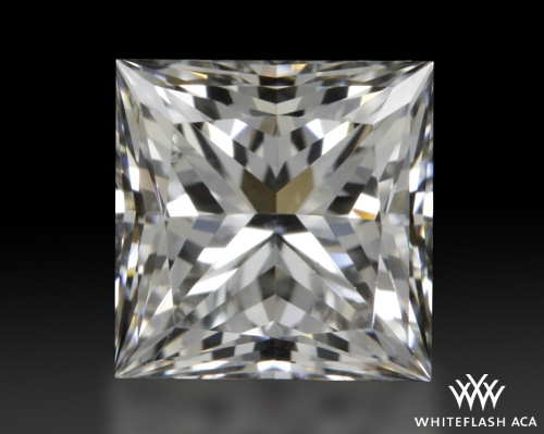 0.722 ct G VS1 A CUT ABOVE® Princess Super Ideal Cut Diamond