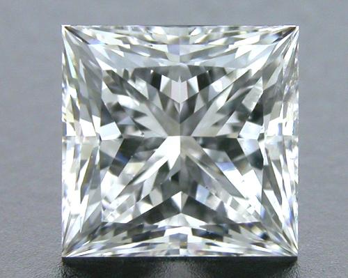 1.011 ct D VS2 A CUT ABOVE® Princess Super Ideal Cut Diamond