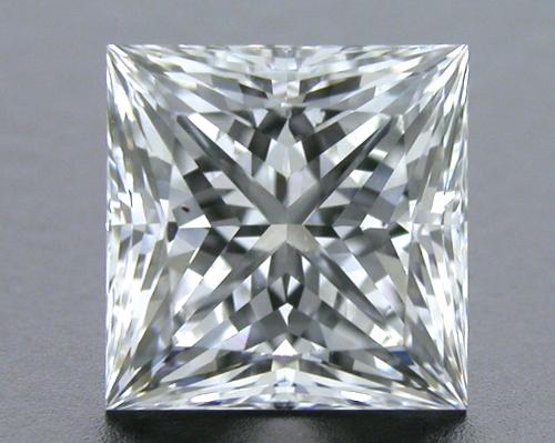 1.008 ct D VS2 A CUT ABOVE® Princess Super Ideal Cut Diamond
