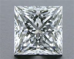 1.008 ct D VS2 A CUT ABOVE® Princess Super Ideal Cut Diamond