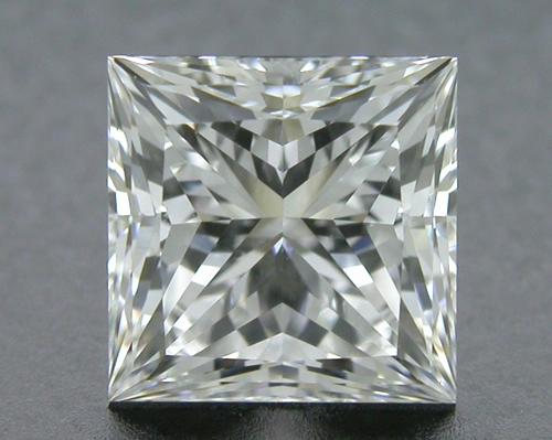 1.041 ct G VS1 A CUT ABOVE® Princess Super Ideal Cut Diamond