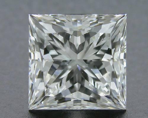 1.018 ct E VS1 A CUT ABOVE® Princess Super Ideal Cut Diamond