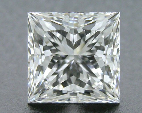 1.038 ct E VVS2 A CUT ABOVE® Princess Super Ideal Cut Diamond