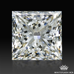 0.60 ct H VS1 A CUT ABOVE® Princess Super Ideal Cut Diamond
