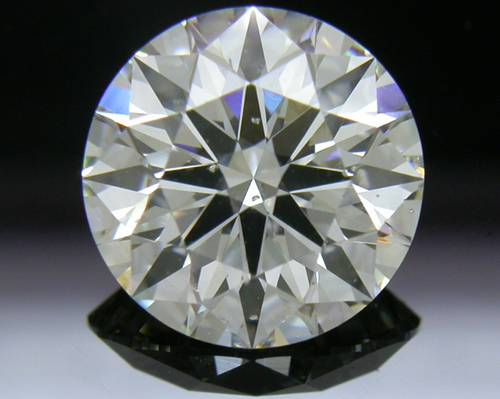 2.065 ct I SI2 A CUT ABOVE® Hearts and Arrows Super Ideal Round Cut Loose Diamond