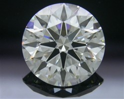 1.525 ct F VS2 A CUT ABOVE® Hearts and Arrows Super Ideal Round Cut Loose Diamond