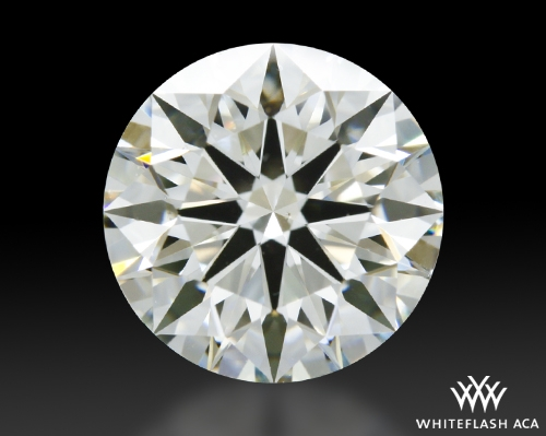 1.528 ct J VS2 A CUT ABOVE® Hearts and Arrows Super Ideal Round Cut Loose Diamond