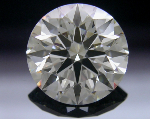 1.227 ct J SI1 A CUT ABOVE® Hearts and Arrows Super Ideal Round Cut Loose Diamond