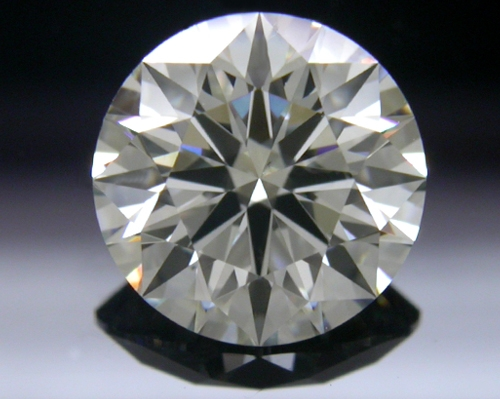 1.231 ct J VS2 A CUT ABOVE® Hearts and Arrows Super Ideal Round Cut Loose Diamond