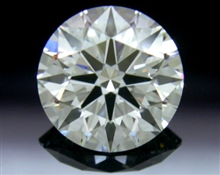 1.042 ct G SI1 A CUT ABOVE® Hearts and Arrows Super Ideal Round Cut Loose Diamond