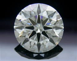 1.025 ct G SI1 A CUT ABOVE® Hearts and Arrows Super Ideal Round Cut Loose Diamond