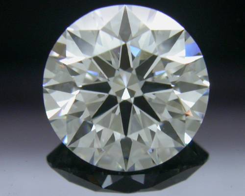 1.003 ct G SI1 A CUT ABOVE® Hearts and Arrows Super Ideal Round Cut Loose Diamond