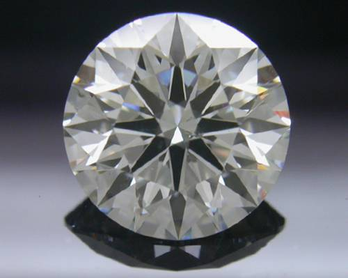 1.023 ct G SI2 A CUT ABOVE® Hearts and Arrows Super Ideal Round Cut Loose Diamond