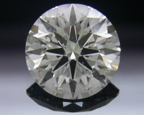1.03 ct G SI2 A CUT ABOVE® Hearts and Arrows Super Ideal Round Cut Loose Diamond