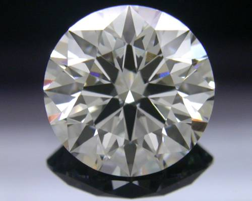 1.212 ct H VS2 A CUT ABOVE® Hearts and Arrows Super Ideal Round Cut Loose Diamond